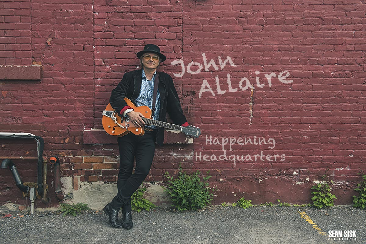 John Allaire Happening Headquarters